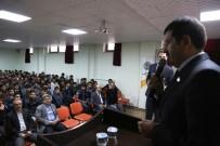 MANEVIYAT - Eyyübiye Belediye Başkanı Mehmet Ekinci Açıklaması