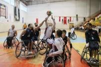 MEHMET AKıN - Garanti Bankası Tekerlekli Sandalye Basketbol Süper Ligi