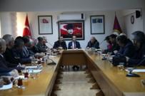 Kaykamakam Özyiğit Belediye Meclis Üyeleri İle Vedalaştı