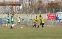 BEYMELEK - Korkuteli Belediyespor Rahat Kazandı Açıklaması 2-0