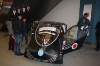 ELEKTRİKLİ OTOMOBİL - NİDA İsimli Elektrikli Araç, Vatandaşların Beğenisini Kazandı