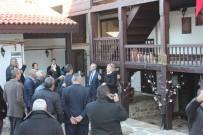 ERSOY ARSLAN - Şehzadeler'in Muhtarları Kula'da Ağırlandı