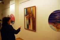 19 MAYIS ÜNİVERSİTESİ - Trabzonlu Ressamlar, Gaziantep'te Sergi Açtı