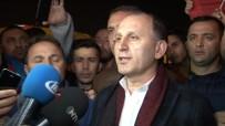 MUHARREM USTA - Trabzonspor Camiası Olay Yerinde