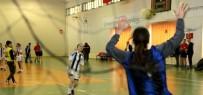 SİİRT ÜNİVERSİTESİ - Üniversitelerarası Hentbol Müsabakalarında Siirt Üniversitesi Birinci Oldu