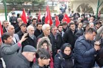 KOCABAŞ - Afyonkarahisar'daki STK'lar Ortak Basın Açıklaması İle Terörü Lanetledi