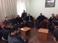AK Parti'den Polislere Destek Ziyareti