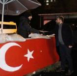 AK Parti İl Başkanı Avcı'dan Polis Memurlarına Taziye Ziyareti