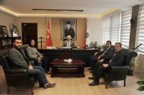 KENDIRLI - AK Parti Teşkilatından Emniyet Müdürüne Taziye Ziyareti