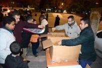 Aksaray Belediyesi 7 Bin 500 Adet Kandil Simidi Dağıttı