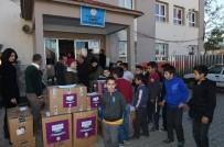 YURT YANGINI - 'Aladağ'a Yardım Eli' Kampanyası