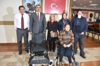 DÜNYA ENGELLILER GÜNÜ - Alıcık, Engelli Derneğinin Dışlama İddialarına Cevap Verdi!