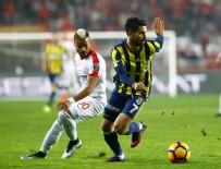 DANILO - Antalyaspor: 1 Fenerbahçe: 0 maç sonucu