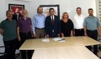 YANGıN YERI - Aydın Tabip Odası İstanbul'daki Terör Saldırısını Kınadı