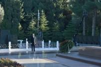 HAYDAR ALİYEV - Azerbaycan'ın Ulusal Lideri Haydar Aliyev Bakü'de Anıldı