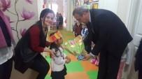 GÖKHAN KARAÇOBAN - Başkan Karaçoban Yerli Malı Haftası Etkinliğine Katıldı