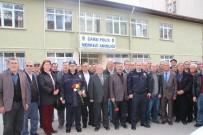 BILECIK MERKEZ - Bilecikli Muhtarlardan Polise Baş Sağlığı Ziyareti