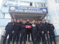 BÜYÜK ANADOLU - Büyük Anadolu Polisin Yanında
