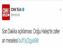 HAYALET - CNN TÜRK'ten skandal paylaşım