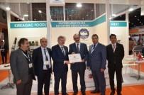 CEMAL ŞENGEL - DAİB Gıda Sektörünü Abu Dabi Sial Fuarında Tanıttı