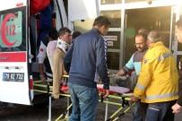YARALI ASKERLER - El Bab Operasyonunda 4 Türk Askeri Yaralandı