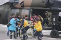 YARALI ASKERLER - El Bab Operasyonunda Yarlanan 2 Asker Gaziantep'e Getirildi