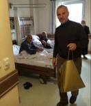 Erbakan Vakfı'ndan Hastalara 'Zemzem Suyu'