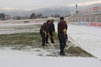 Erzincan Şehir Stadı Galatasaray Maçına Hazırlanıyor