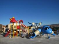 TERMAL TURİZM - Esire Termal Turizm Merkezi'ne Çocuk Oyun Gurubu Ve Fitnes Alanı