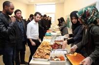 İĞDE - GAÜN İlahiyat Fakültesi Öğrencilerinden Halep Yararına Kermes