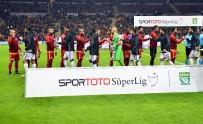 TÜRK TELEKOM ARENA - Gaziantepspor'dan Galatasaray'a Teşekkür