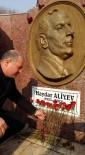 HAYDAR ALİYEV - Haydar Aliyev'in 13. Ölüm Yıl Dönümü