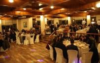 KARTAL BELEDİYE BAŞKANI - Hukukçular Kartal'da Dayanışma Yemeğinde Bir Araya Geldi