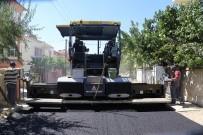 Karaman Belediyesi Bu Yıl 85 Bin Ton Asfalt, 45 Bin Metre Karede Kaldırım Yaptı