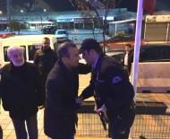 HAYDAR KıLıÇ - Kaymakam Sonel'den Polise Moral Ziyareti