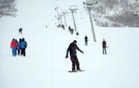 ROJDA - Kış Turizminin Parlayan Yıldızı Ovacık'ta Kayak Sezonu Açıldı