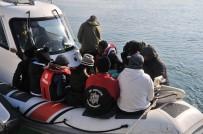 SIERRA LEONE - Lastik Botta 53 Kaçak Yakalandı