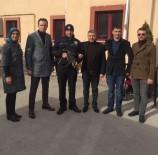ÇÖZÜM SÜRECİ - MHP'den Başsağlığı Ziyareti