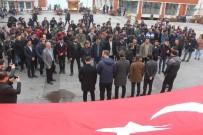 RTEÜ'de Öğrenciler İstanbul Beşiktaş'taki Terör Saldırısını Lanetledi
