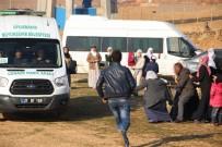 İSMAİL ŞANLI - Şehit Minibüs Şoförü Diyarbakır'da Toprağa Verildi