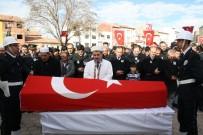 Şehit Polis Devrilmez Son Yolculuğuna Uğurlandı