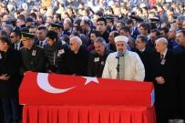 ANKARA EMNIYET MÜDÜRÜ - Şehit Polis Mehmet Zengin Son Yolculuğuna Uğurlandı