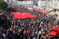 FEVZI ŞANVERDI - Şehit Polis Memuru Hatay'da Uğurlandı