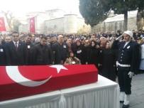 Şehit Polis Tanrıkulu Memleketi Sinop'ta Toprağa Verildi