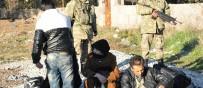 Şırnak'ta 9 Kaçak Göçmen Yakalandı