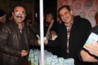 Tarım İl Müdürlüğü Camide Vatandaşlara Süt Dağıttı