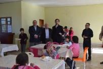 MURAT ÇELIK - Taşımalı Eğitim Kapsamındaki Öğrencilerin Yemekleri Denetlendi