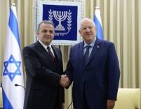 TEL AVIV - Tel Aviv Büyükelçisi Görevine Başladı