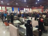 TÜRKIYE GENÇLIK BIRLIĞI - TGB Sakarya Şubesi İstanbul'daki Saldırıyı Kınadı