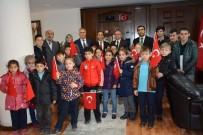 HAKAN ARıKAN - Trabzon İl Emniyet Müdürlüğü'ne Anlamlı Ziyaret